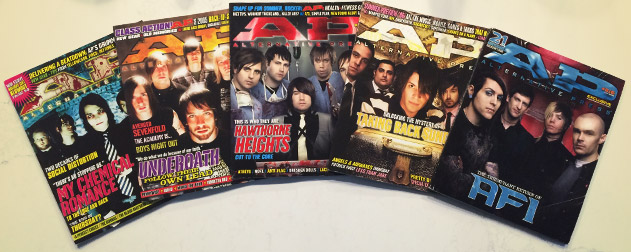 Alternative Press Covers
