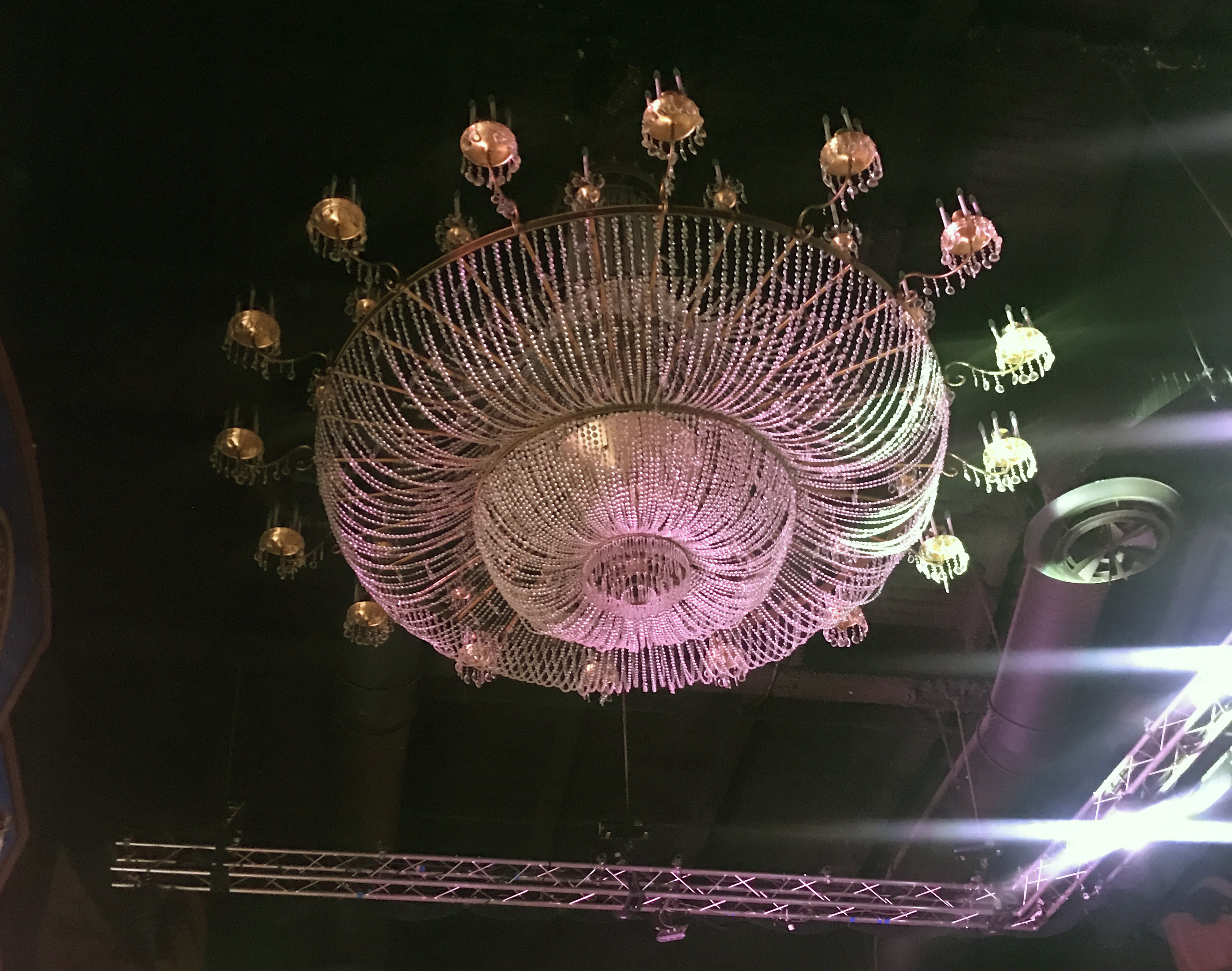 House of Blues Chandelier