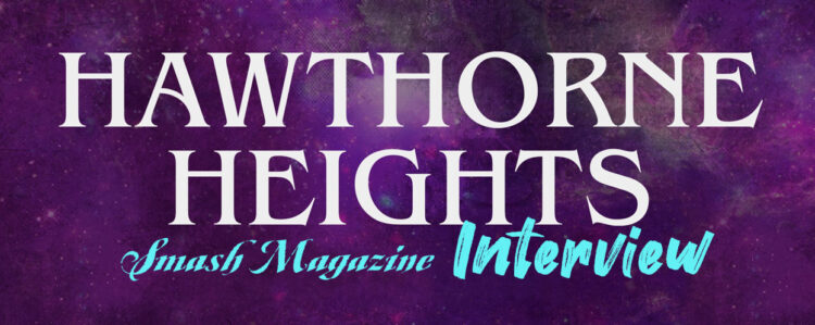 Hawthorne Heights Interview