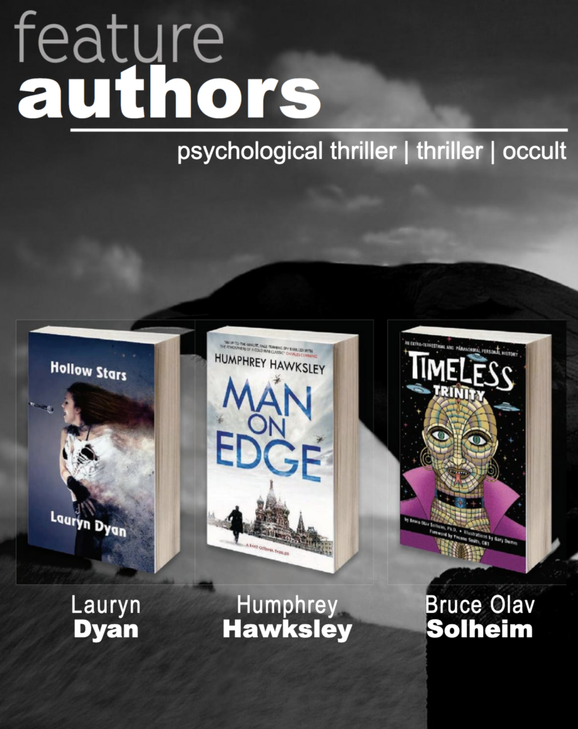 Feature Authors Ad - Author News